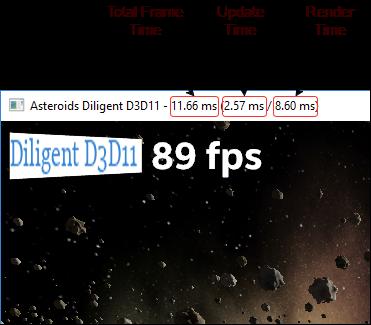 Asteroids | Diligent Graphics